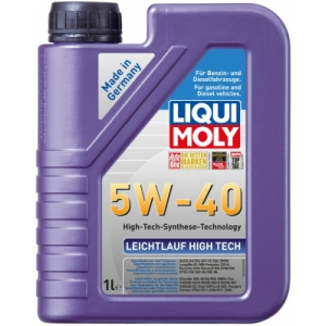 Liqui Moly  Liechtlauf High Tech 5w40 1l LI2327