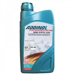 Addinol Semi Synth 1040 10W-40, 1L