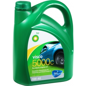 BP Visco 5000 5W-40 C, 4L