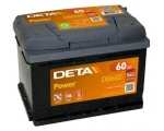 DETA POWER 12V/60Ah/540A