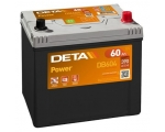 DETA POWER 12V/60Ah/390A