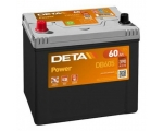DETA POWER 12V/60Ah/480A