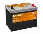 DETA POWER 12V/70Ah/540A
