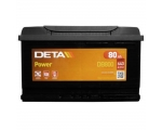 DETA POWER 12V/80Ah/640A