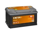 DETA POWER 12V/80Ah/700A