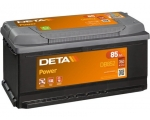 DETA POWER 12V/85Ah/760A