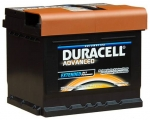 Duracell Advanced  44Ah 420A