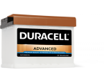 Duracell Advanced 12V 63Ah 600A SLI