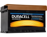 Duracell Advanced 77Ah 700A
