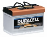 Duracell Advanced 74Ah 680A