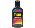 CarPlan T-Cut Color Fast Scratch Remover - Black, 500ml