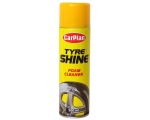 CarPlan Tyre Shine Foam Cleaner Protector, 500ml