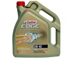 Castrol Edge Turbo Diesel 5W-40, 5L