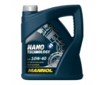 Mannol Nano Technology 10W-40, 4L