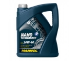 Mannol Nano Technology 10W-40, 5L