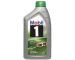 Mobil 1 Advanced Fuel Economy 0W-20, 1L