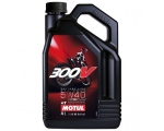 Motul 300V 4T Factory Line Off Road Racing 5W-40, 4L