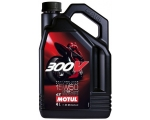 Motul 300V 4T Factory Line Road Racing 15W-50, 4L